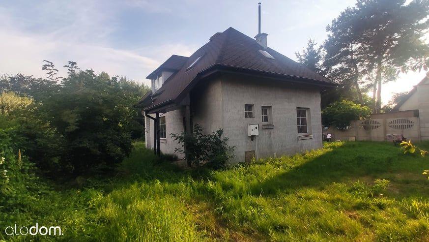 Działka wraz z domem wolnostojącym przy ul.Gajowej
