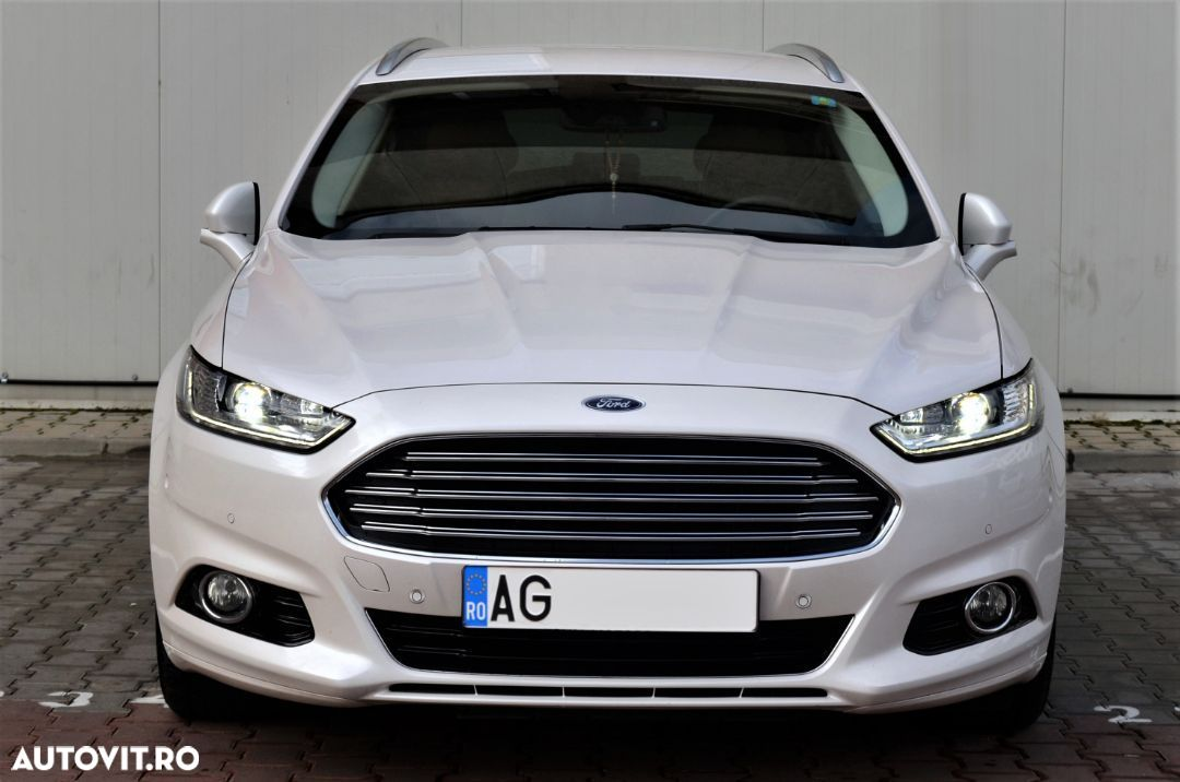 Ford Mondeo - 26