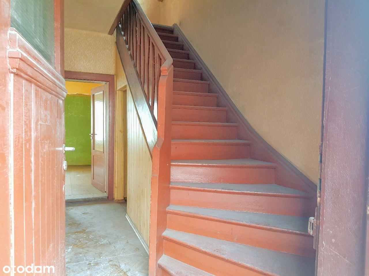 Mieszkanie dwupoziomowe z własnym wejściem