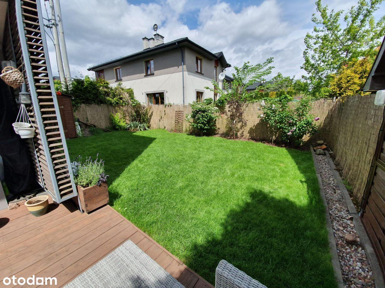 Bezpośrednio: 3pokoje, ogródek (100m+20m) i garaż