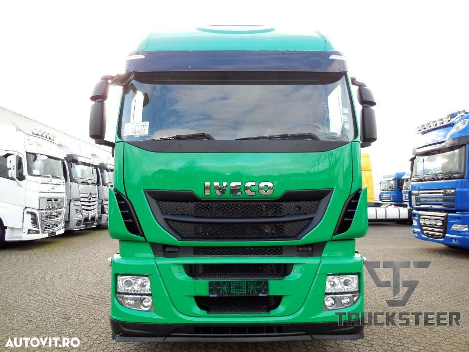 Iveco STRALIS AS440 Euro 5EEV, 09/2013, Retarder, Istoric Complet - 2