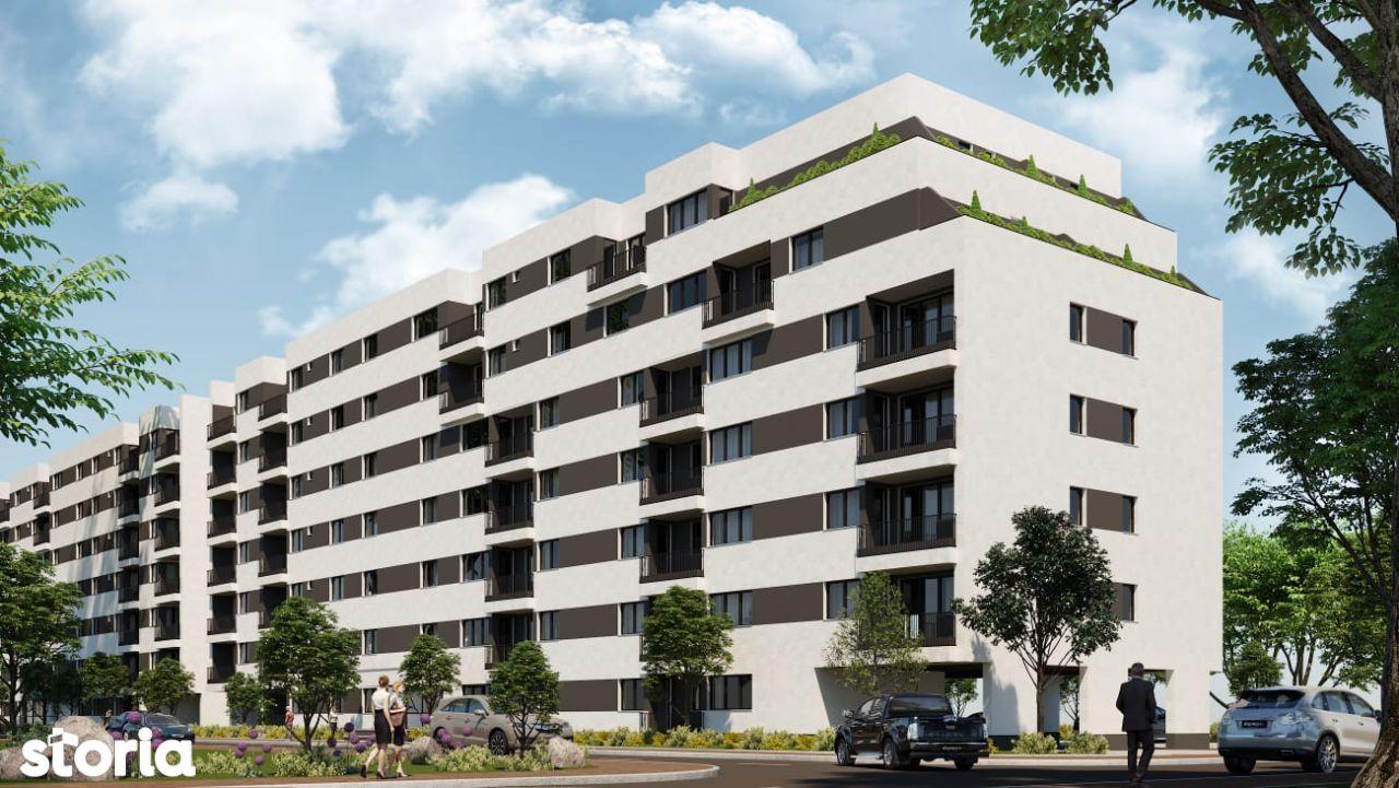 Apartament 3 camere,pret promotional