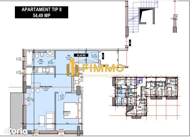 Apartament bloc nou   Compartimentare deosebita   DIRECT DEZVOLTATOR