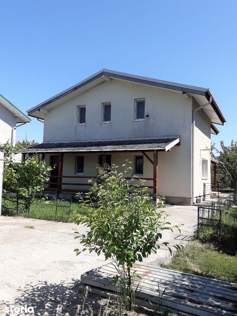 Vanzare vila P+M, Copaceni, teren: 1.435 mp, comision 0%