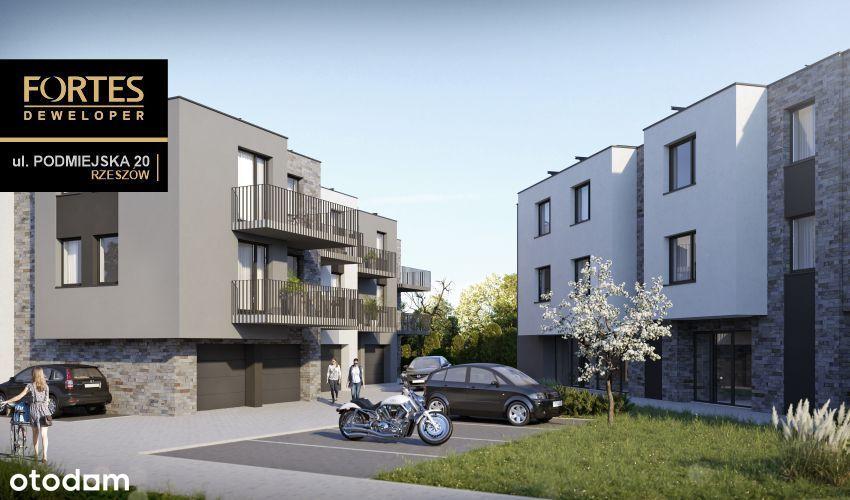 PODWYŻSZONY STANDARD-Podmiejska 20 -mieszkanie I2