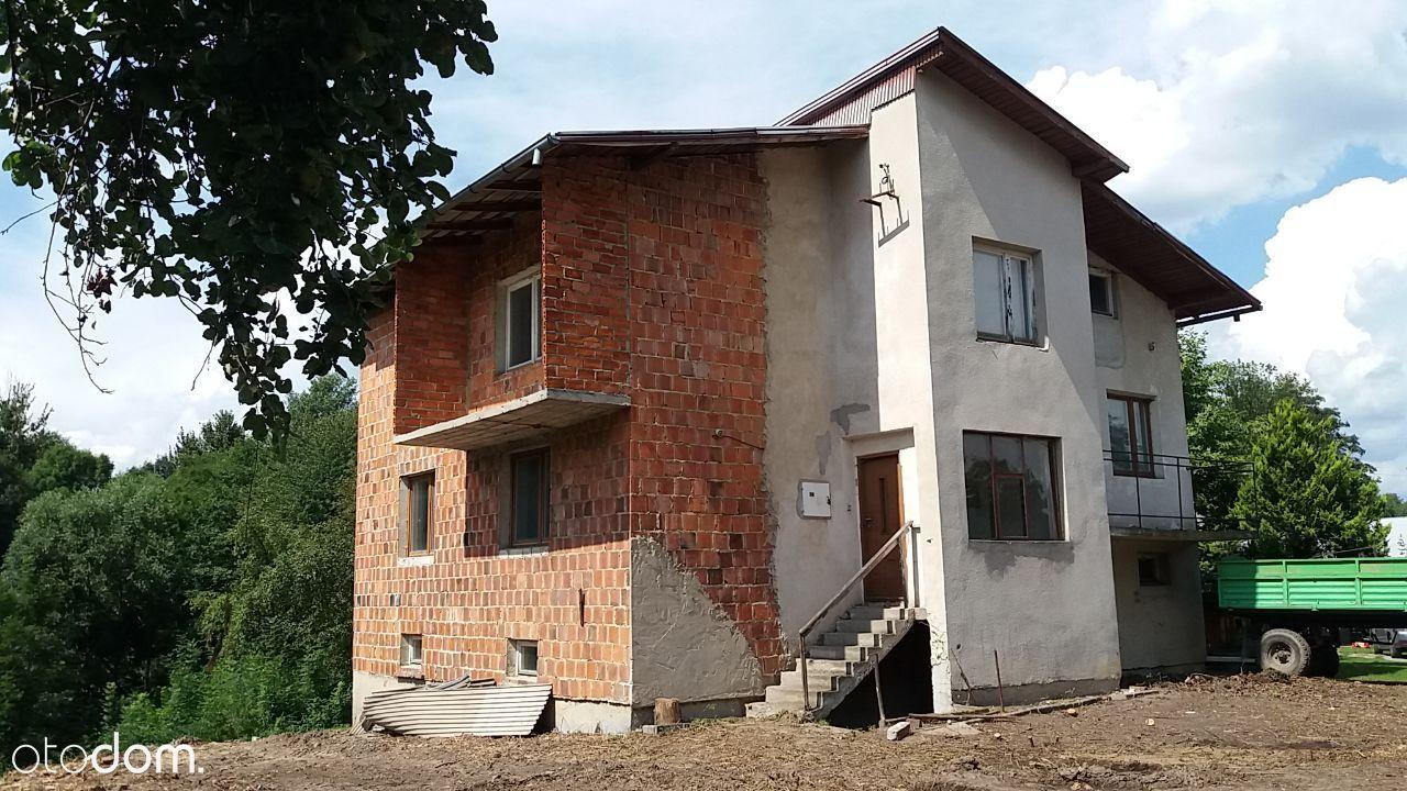 SONINA dom piętrowy działka 11 arów