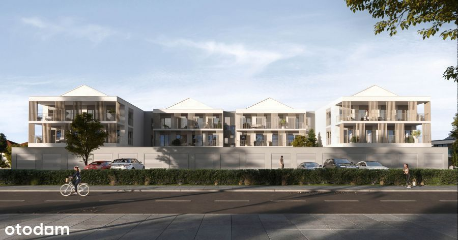 Nowe 3 Pokojowe Mieszkanie - Apartamenty Witkiewic