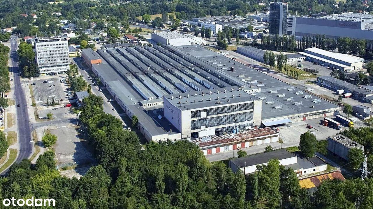 Pomieszczenie magazynowo - produkcyjne 2700m2