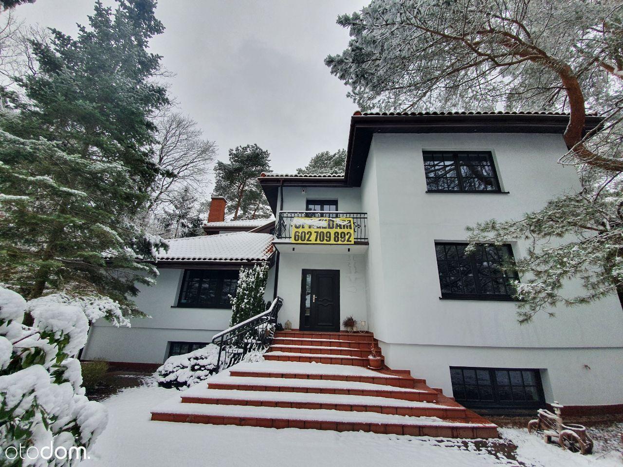 Piękny dom w Konstancinie TERAZ MINUS 100 000 PLN