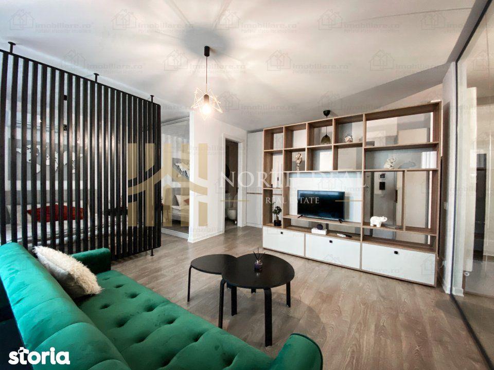 Apartament lux 2 camere Aviatiei | complex Cloud9
