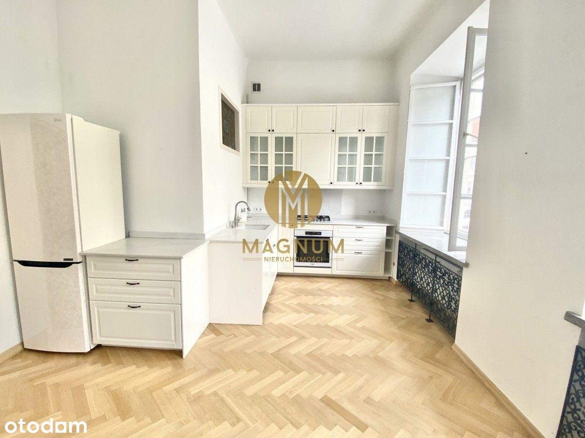 Przestronny apartament na Starym Mieście