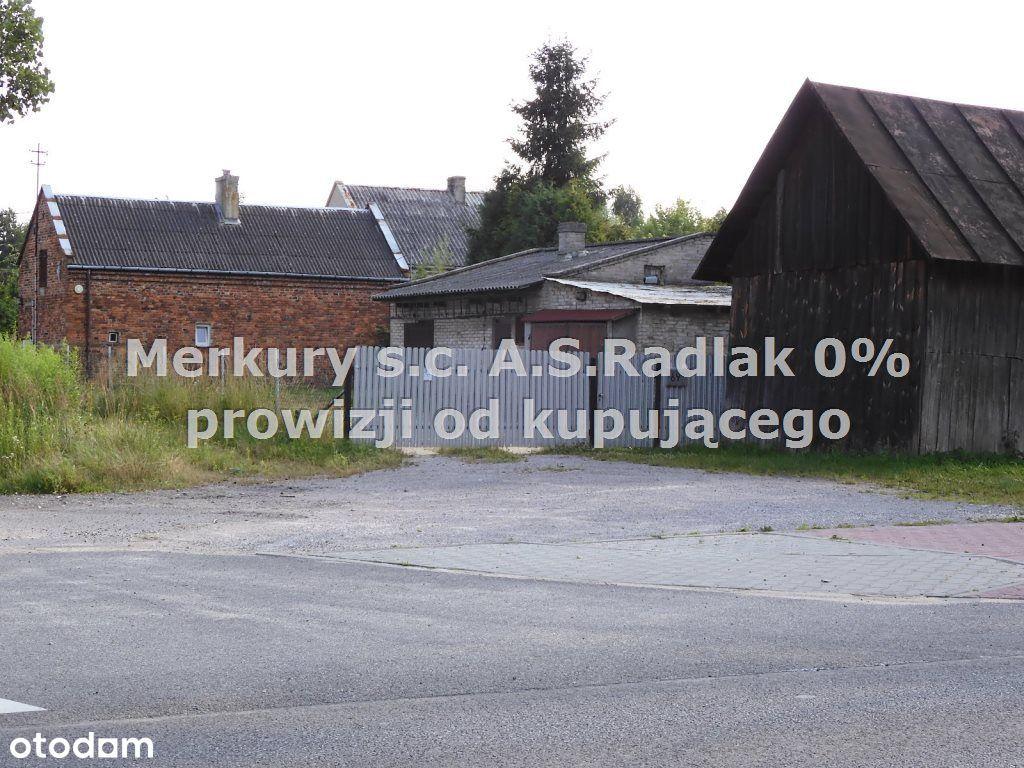 Działka pod działalność godpodarczą ul. Rzeczki