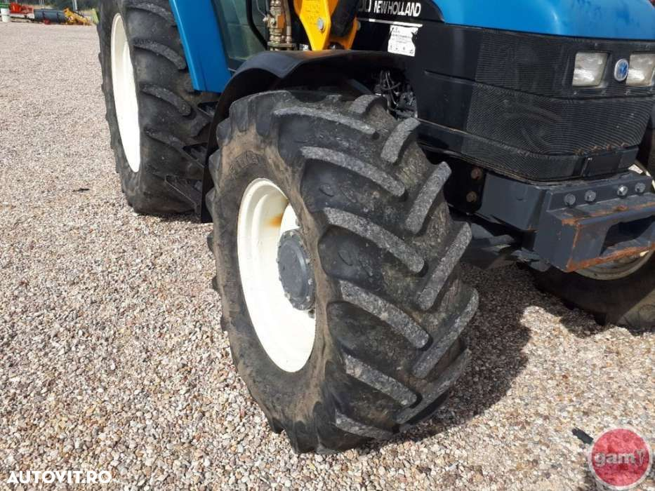New Holland Ts100 4wd - 4