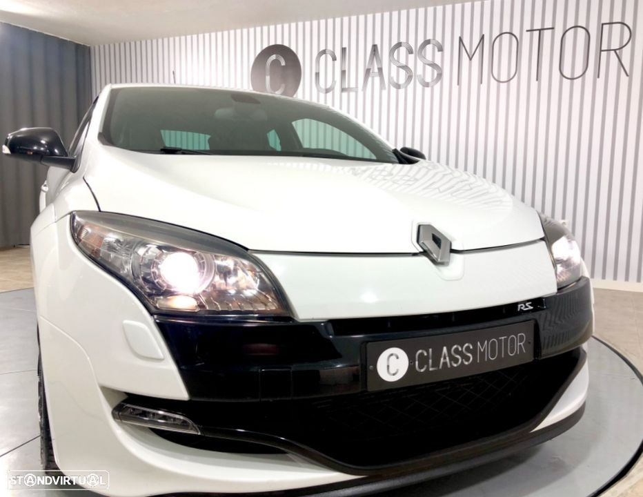 Renault Mégane Coupe 2.0 T 16V RS - 14