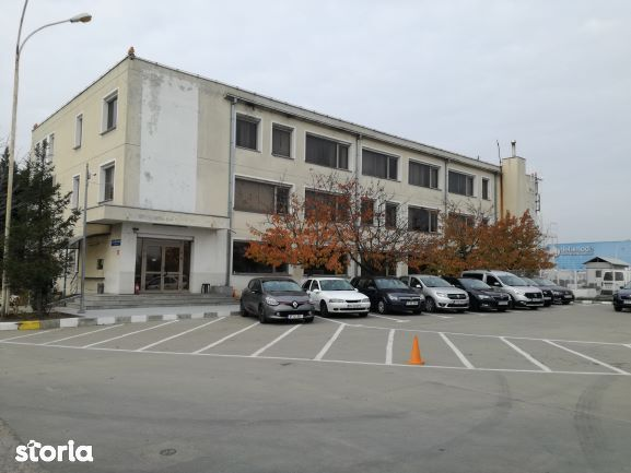 Birouri de inchiriat langa Aeroportul Otopeni_OMV Petrom SA