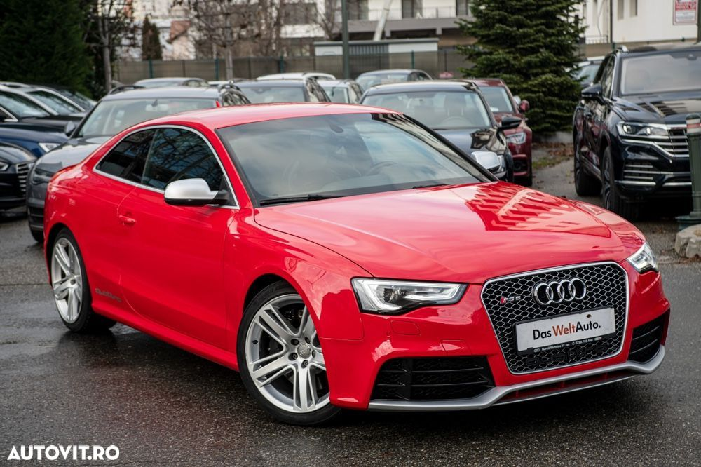 Audi RS5 Coupe - 2