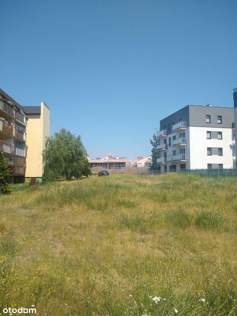Działka pod zabudowę wielomieszkaniową w Gnieźnie