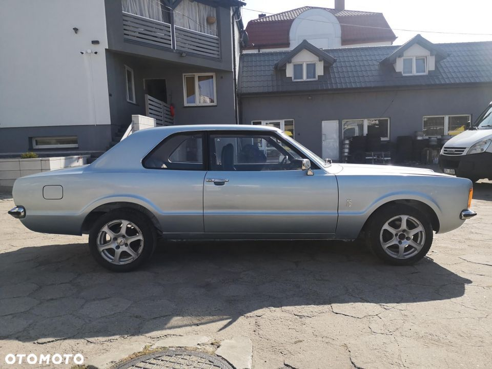 Ford Taunus 1600L coupe - 3