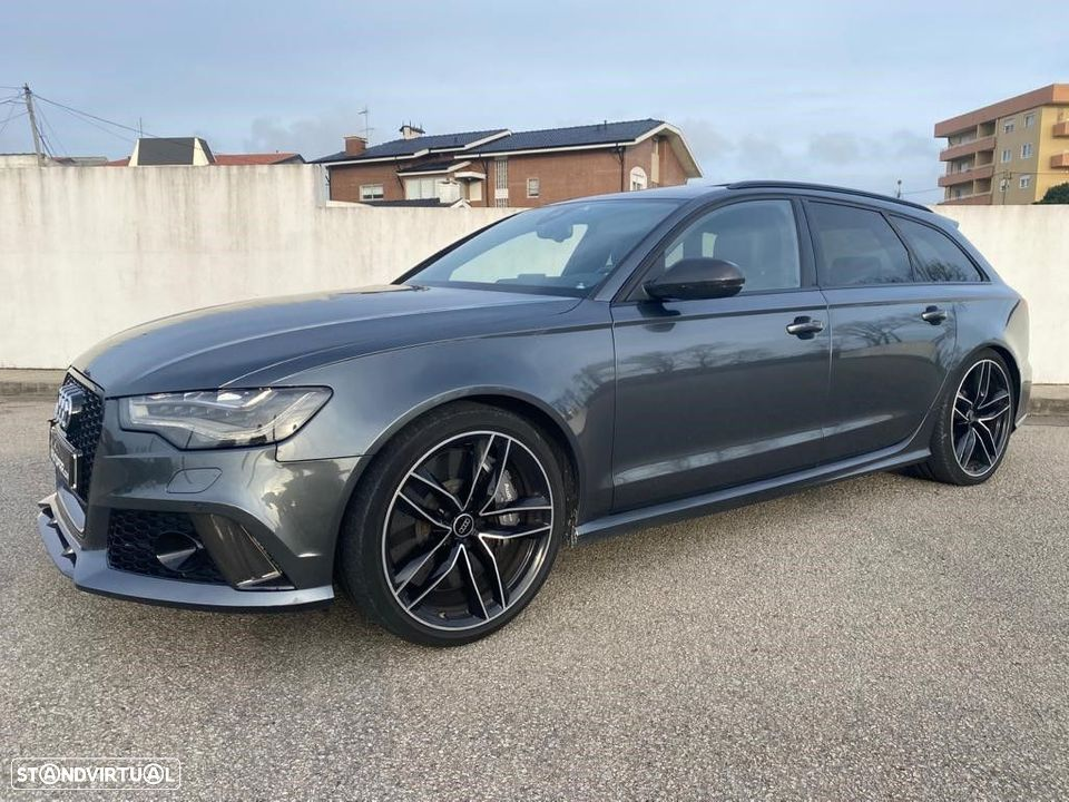 Audi RS6 4.0 TFSI QUATTRO PERFORMANCE - 5