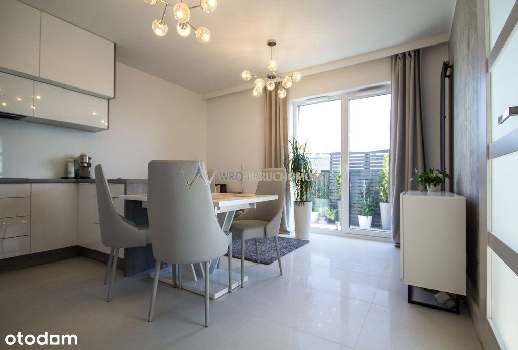 Mieszkanie z widokiem / jasne i stylowe