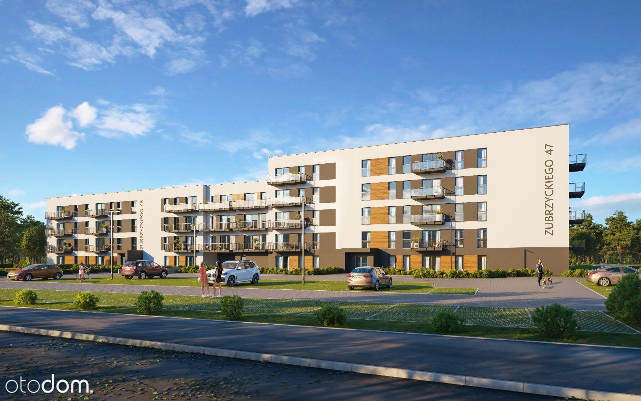 ZUBRZYCKIEGO 47 - Mieszkania w Świętochłowicach