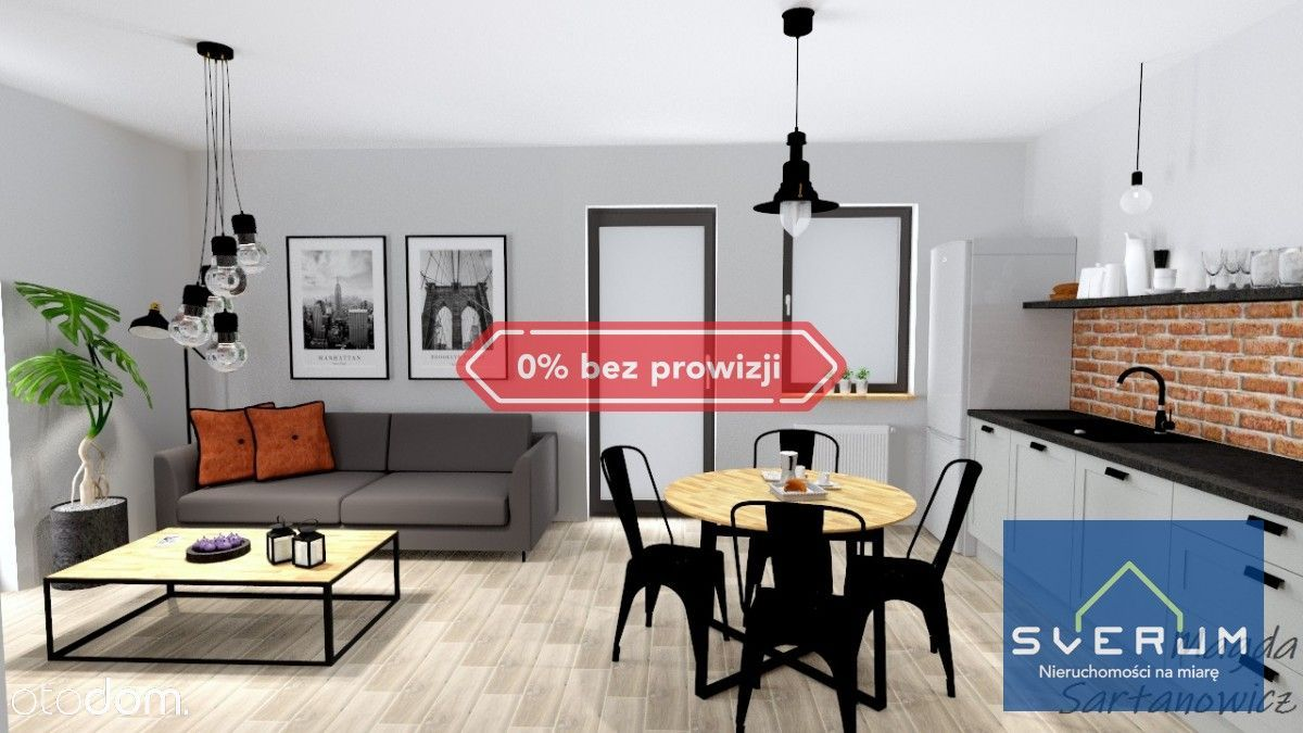 Nowe mieszkania od developera, ogródek, Wrzosowiak