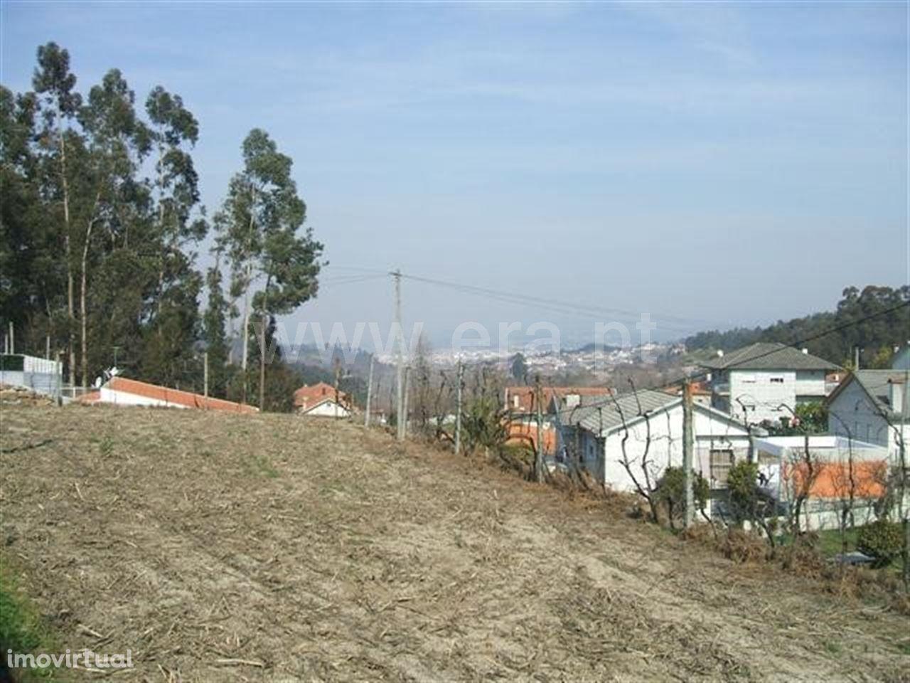 Terreno para construção com 920 m2 Silvares S. Martinho