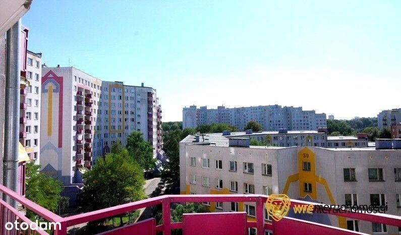 Kozanowska/3 pokoje/Balkon