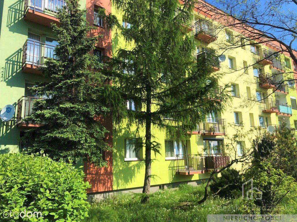 Piękne mieszkanie na 1 piętrze z balkonem