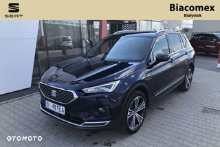 SEAT Tarraco 2.0 TSI 190 KM 4X4 DSG XCELLENCE Demonstracyjny dealera