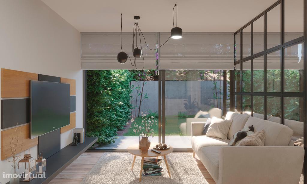 Apartamento T3 com Varanda em Vila Nova de Gaia