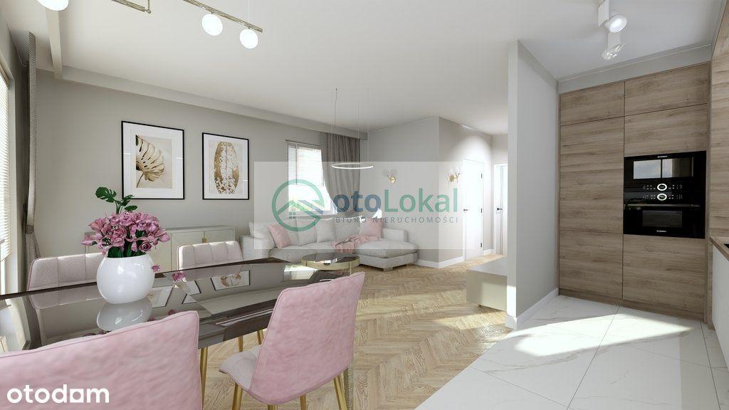 Piękne 3 pokojowe mieszkanie na kameralnym osiedlu