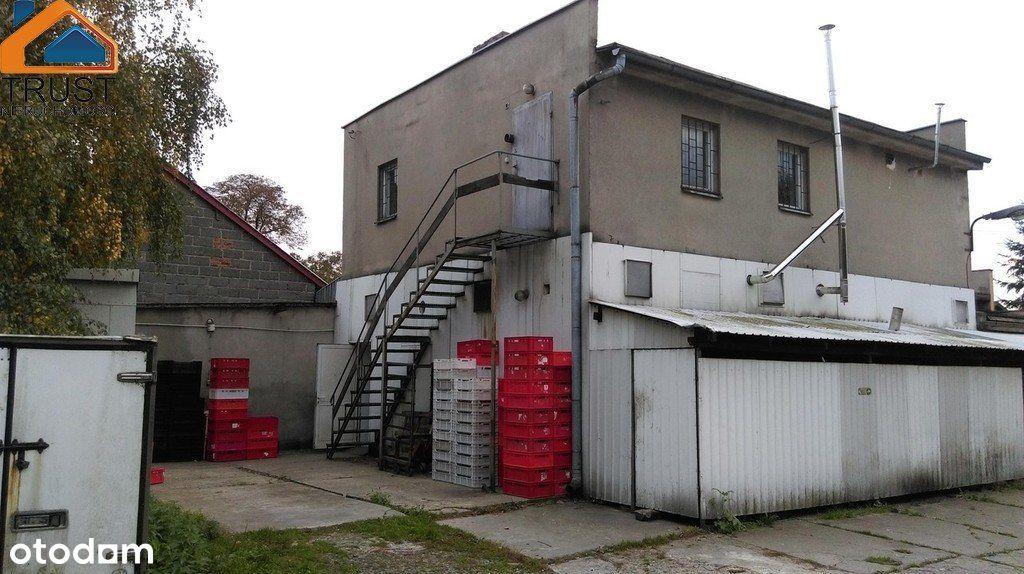 Obiekt produkcyjno-biurowy w gm. Koluszki