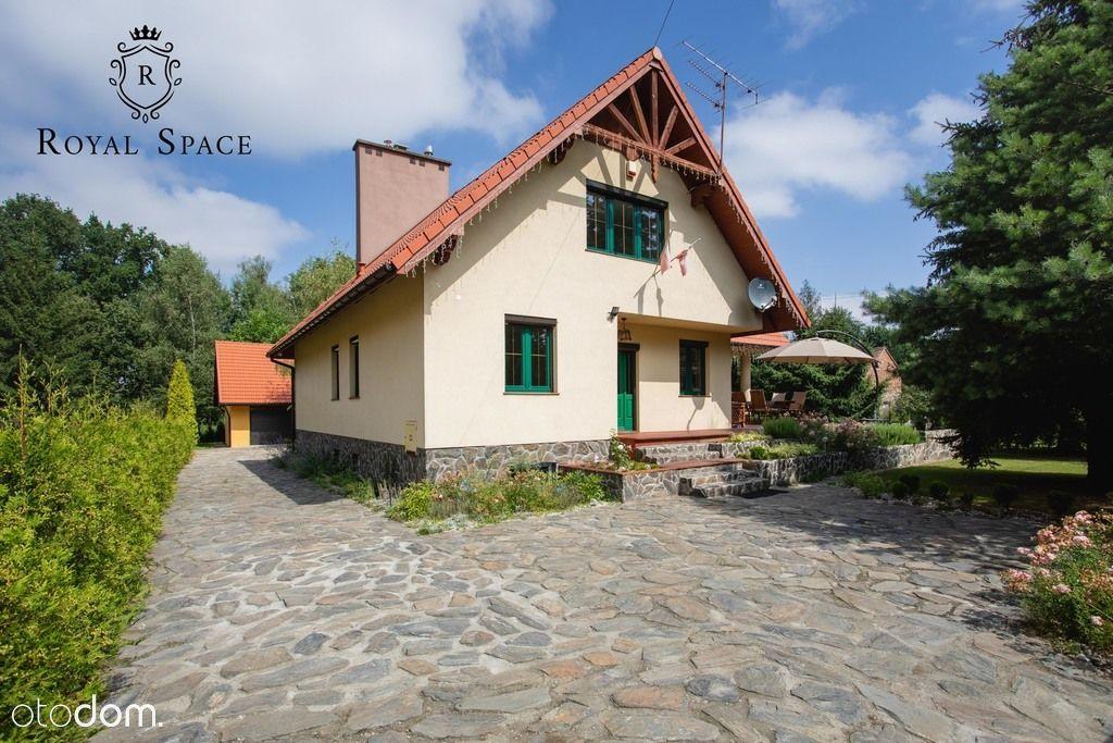 Piękny dom godzinę drogi od centrum Krakowa!