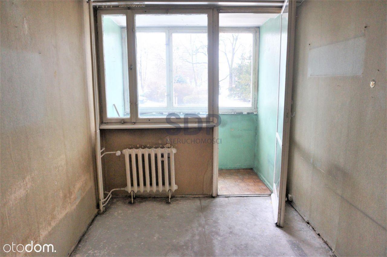 3 pokoje do remontu z potencjałem