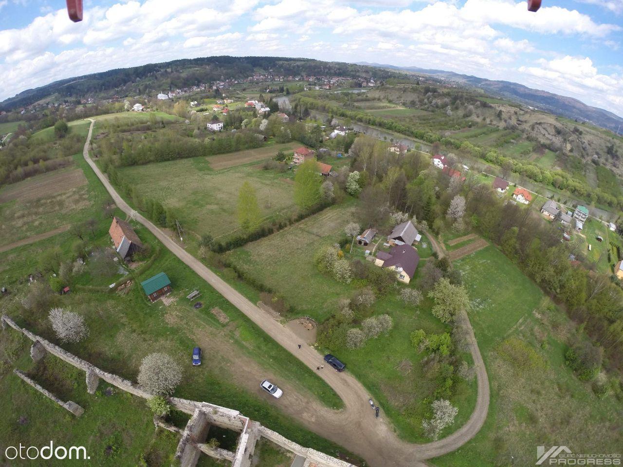 DOM na dz. 42a ZAGÓRZ /Bieszczady/