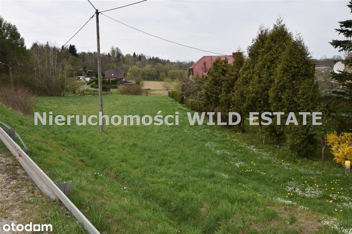 Działka, 2 700 m², Lesko