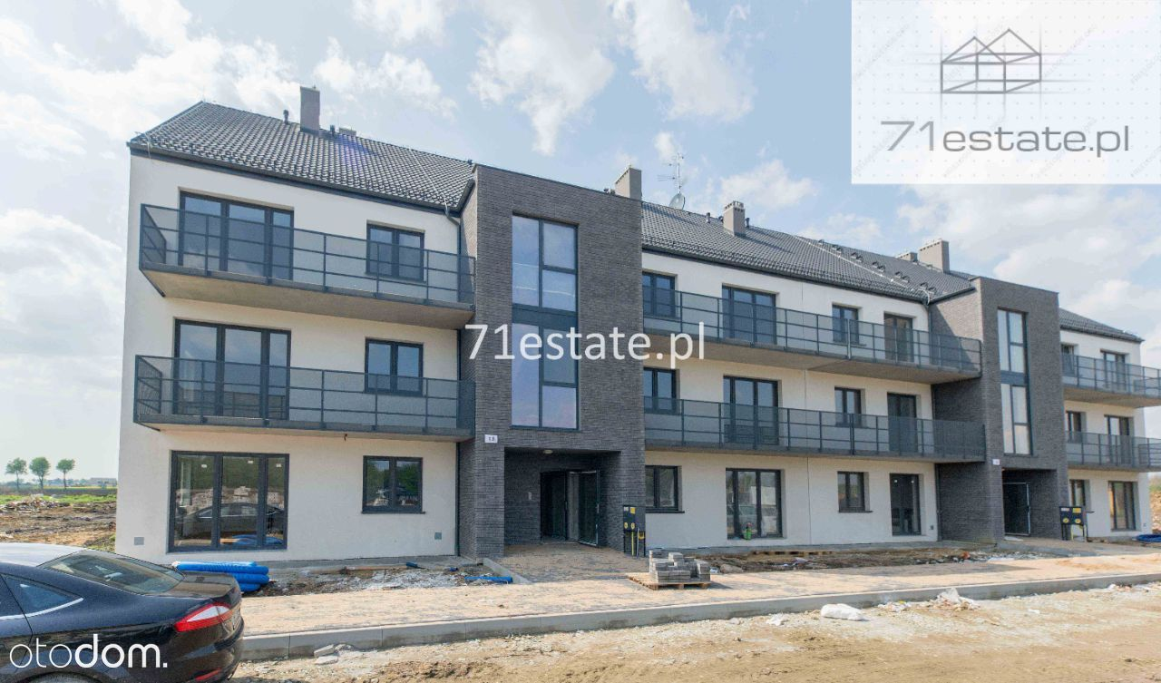 3 POKOJE/ 51m2 + Balkon + Miejsce Postojowe