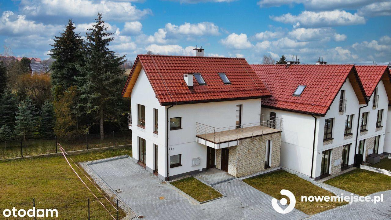 Gotowy dom z ogrodem 11 ar. Ul. Taklińskiego. 2 KW