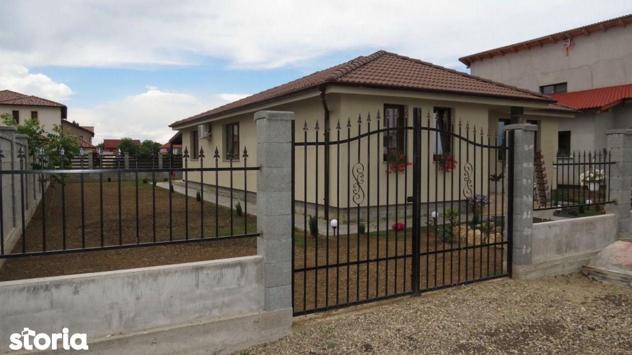 Casa nou construita cu 3 dormitoare, 540 mp teren, Vladimirescu