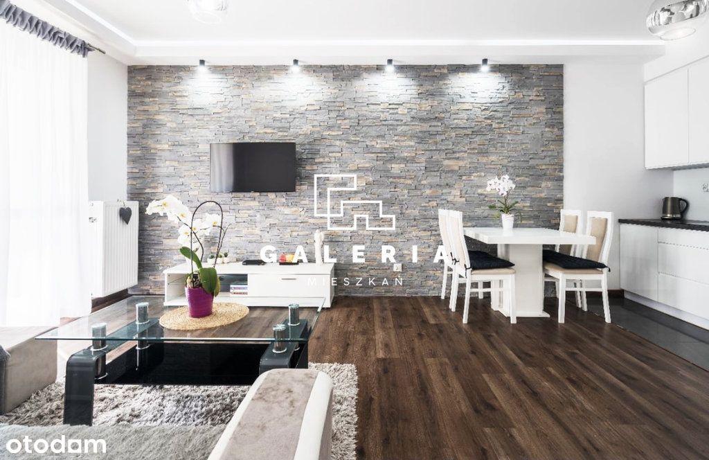 Urządzone Mieszkanie |ogródek 48m2 | Os.Piernikowe