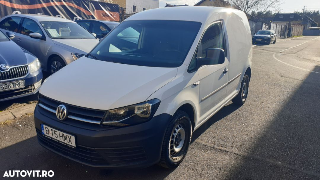 Volkswagen Caddy 2.0 - 25
