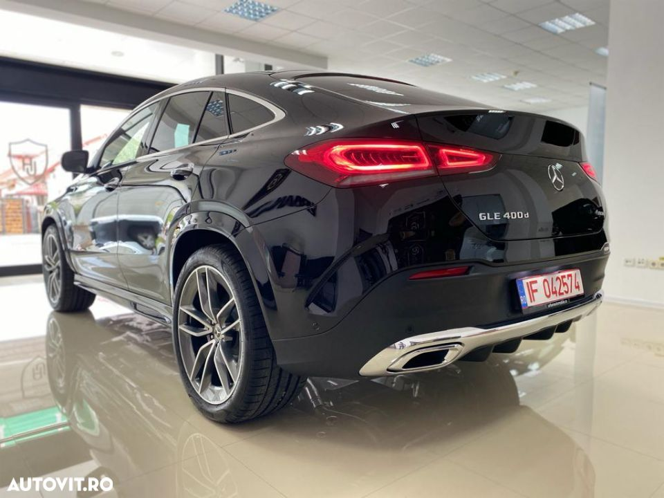 Mercedes-Benz GLE Coupe 400 - 37