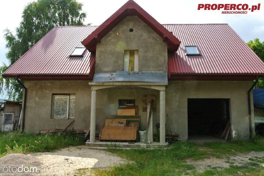 Dom 166m2, działka 1250 m2, Szewce
