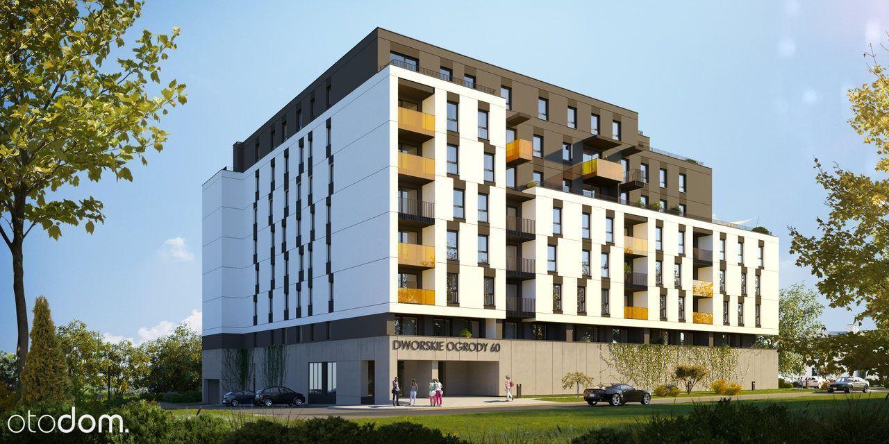 Mieszkanie 3-pokojowe - 47,20 m Krakowska M57