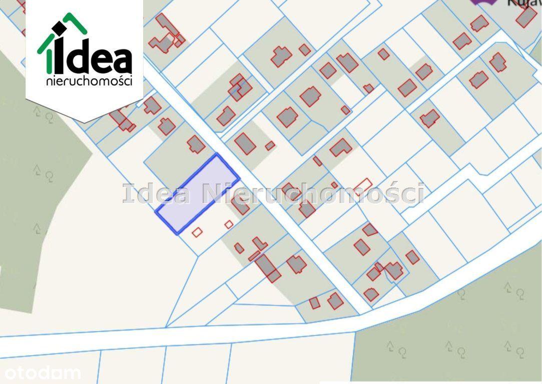 Działka, 2 005 m², Nowe Dąbie