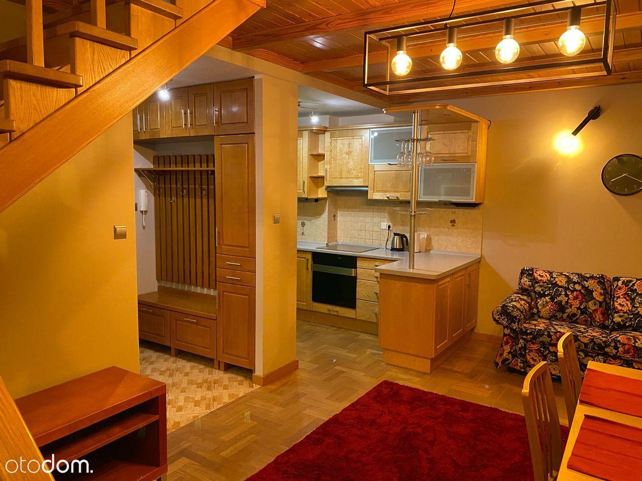 Wynajmę mieszkanie- 3 pokojowe – 66 m2 – 2 poziomy
