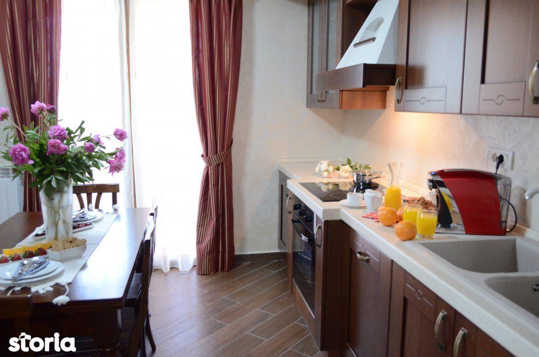 Apartament lux bloc nou Mamaia Statiune