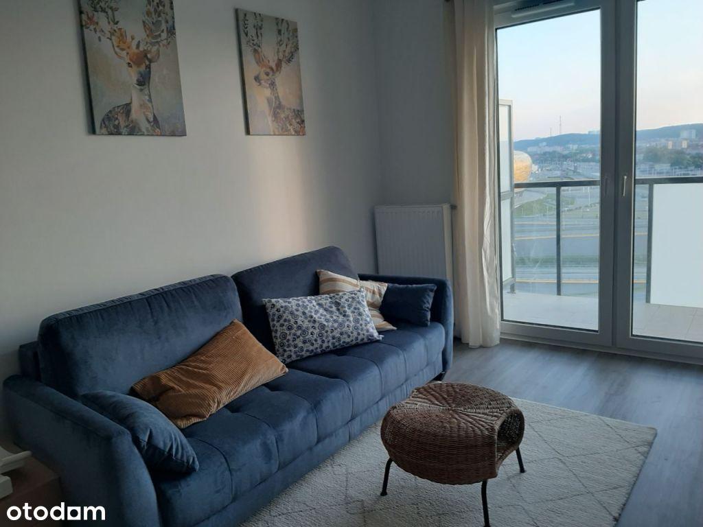 2 pokojowy apartament - Nowa Letnica