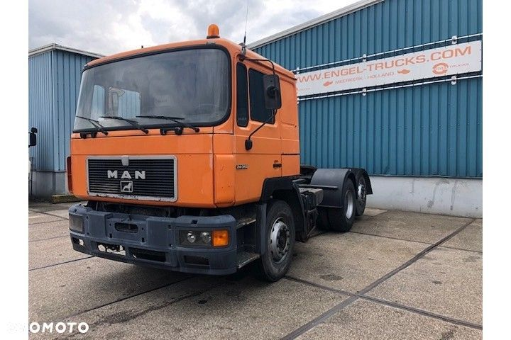 MAN 24.362FLS COMMANDER 6x2 (MANUAL GEARBOX / REDUCTION AXLE ...  MAN 24 362FLS Commander 6x2 Manual Gearbox / Reduction Axle - 1